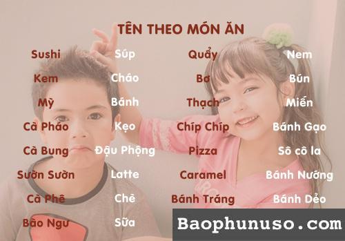 10 cách đặt tên ở nhà cho con hay ý nghĩa đẹp nhất năm 2021 Tân Sửu