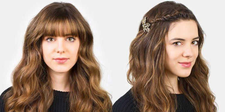 Cách tạo kiểu tóc mái đẹp dễ dàng thực hiện tại nhà không thể bỏ lỡ mùa hè 2021