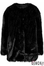 10 kiểu áo khoác lông nữ kiểu dáng đẹp thu đông 2021 – 2022 ấm áp