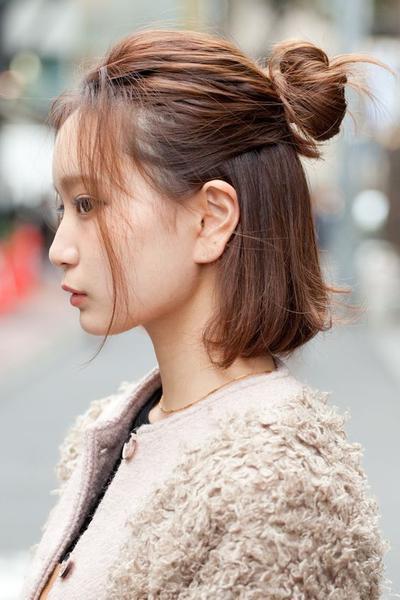 Top 10 kiểu tóc ngắn đẹp hè 2021 cho học sinh nữ cấp 2 cực đáng yêu đến trường