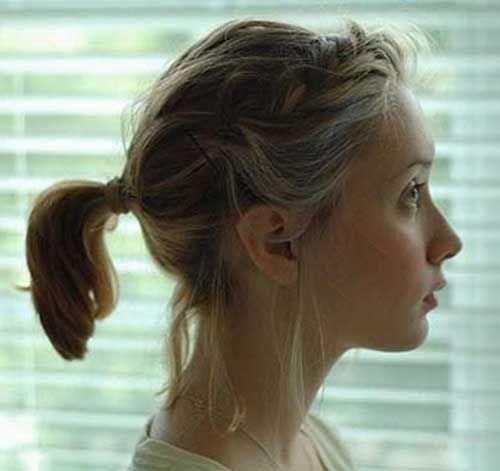 BST 11 kiểu cột tóc, búi tóc ngắn đẹp nhất hè 2021 các nàng không thể bỏ lỡ