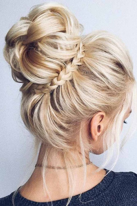 BST 20 kiểu làm tóc búi, tóc tết đẹp hè 2021 cho cô nàng đầy quyến rũ xinh xắn
