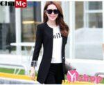 3 kiểu áo khoác blazer nữ đẹp form dáng Hàn Quốc đông 2021 – 2022