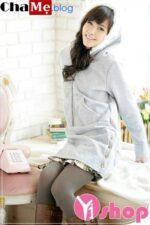 3 kiểu áo khoác dạ nữ Hàn Quốc đẹp cho cô nàng nhỏ nhắn đông 2021 – 2022