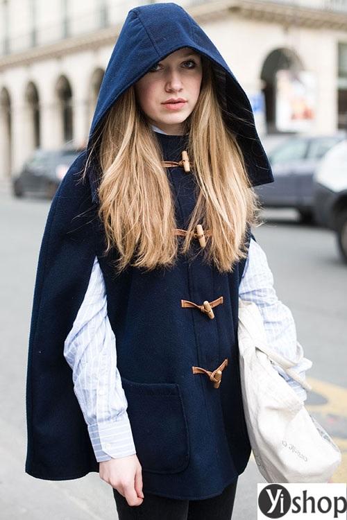 3 kiểu áo khoác nữ Hàn Quốc đẹp đang thịnh hành nhất thu đông 2021 - 2022