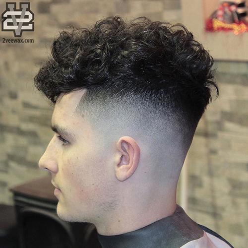 Những kiểu tóc uốn xoăn nam đẹp hè 2021 được yêu thích nhất