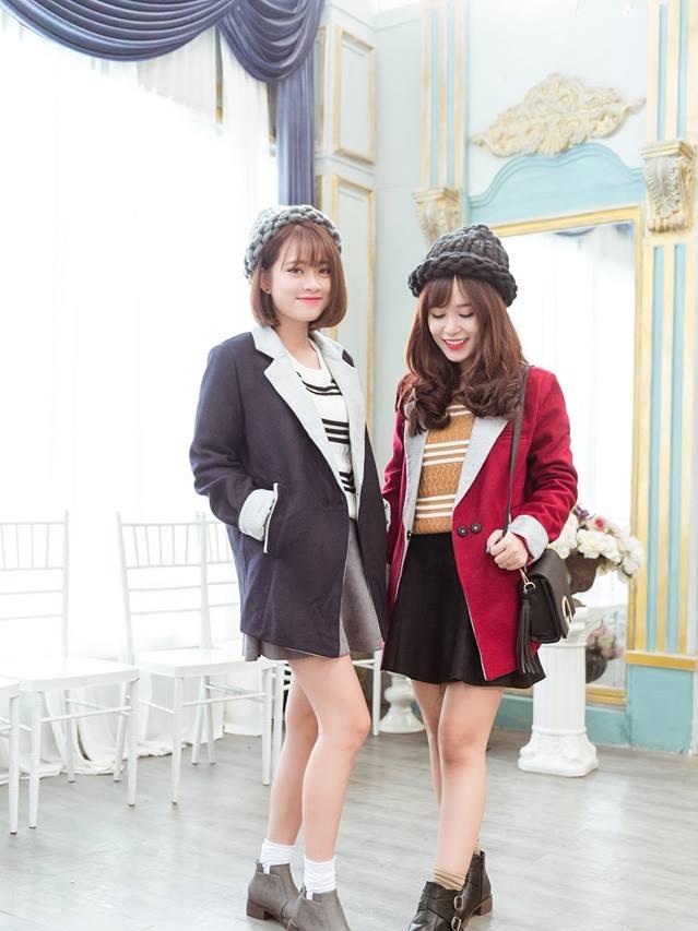 4 kiểu áo khoác nữ hàn quốc đẹp bạn gái nên có trong tủ đồ thu đông 2021 - 2022 phần 1