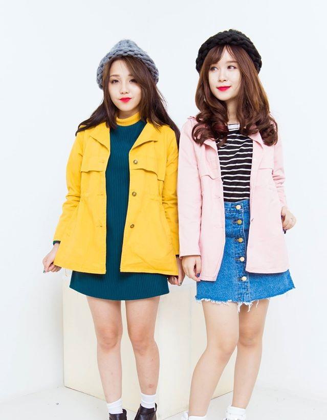 4 kiểu áo khoác nữ hàn quốc đẹp bạn gái nên có trong tủ đồ thu đông 2021 - 2022 phần 11