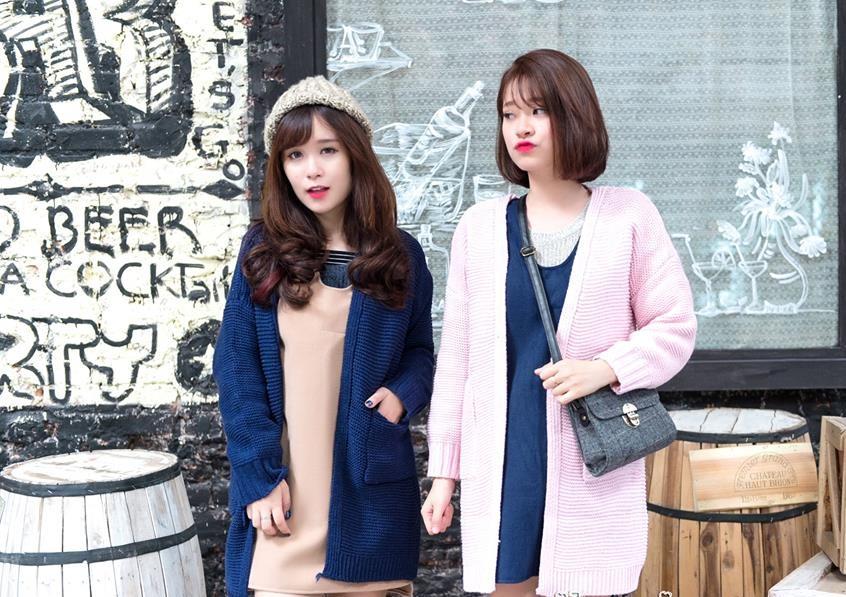 4 kiểu áo khoác nữ hàn quốc đẹp bạn gái nên có trong tủ đồ thu đông 2021 - 2022 phần 14