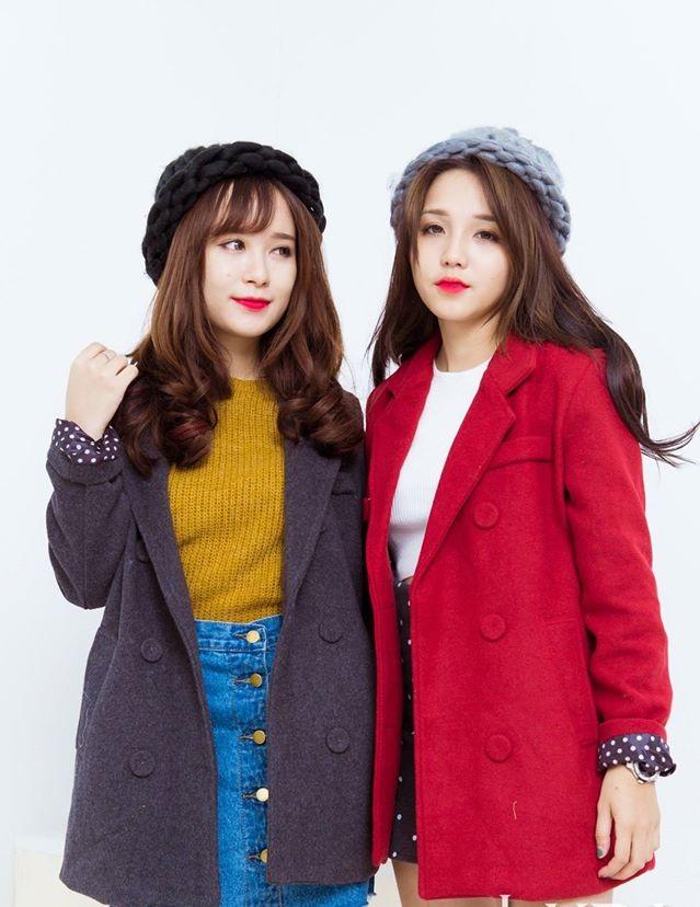 4 kiểu áo khoác nữ hàn quốc đẹp bạn gái nên có trong tủ đồ thu đông 2021 - 2022 phần 3