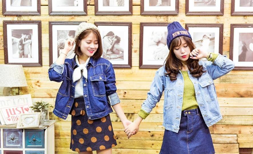 4 kiểu áo khoác nữ hàn quốc đẹp bạn gái nên có trong tủ đồ thu đông 2021 - 2022 phần 6