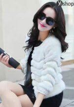 4 kiểu áo khoác nữ Hàn Quốc đẹp mùa đông 2021 – 2022 ấm áp không lạnh