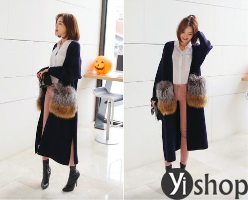 5 kiểu áo khoác nữ Hàn Quốc đẹp được ưa chuộng nhất thu đông 2021 – 2022