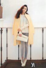 5 kiểu áo khoác nữ Hàn Quốc đẹp HOT nhất xu hướng thời trang thu đông 2021 – 2022