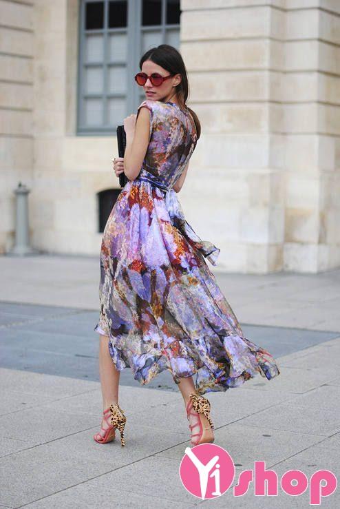 5 kiểu váy đầm đẹp phong cách hiện đại cho nàng gợi cảm hè 2021 - 2022