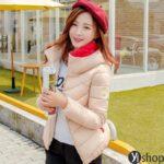 50 kiểu áo khoác phao nữ đẹp nhất thu đông 2021 – 2022 ấm áp không lạnh