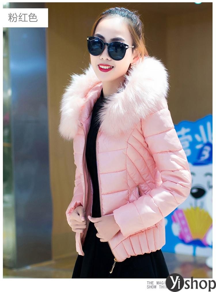 50 kiểu áo khoác phao nữ đẹp nhất thu đông 2021 - 2022 ấm áp không lạnh phần 3