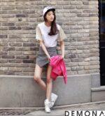 50 mẫu chân váy bì thư đẹp cho nàng công sở chân ngắn hè 2021 – 2022