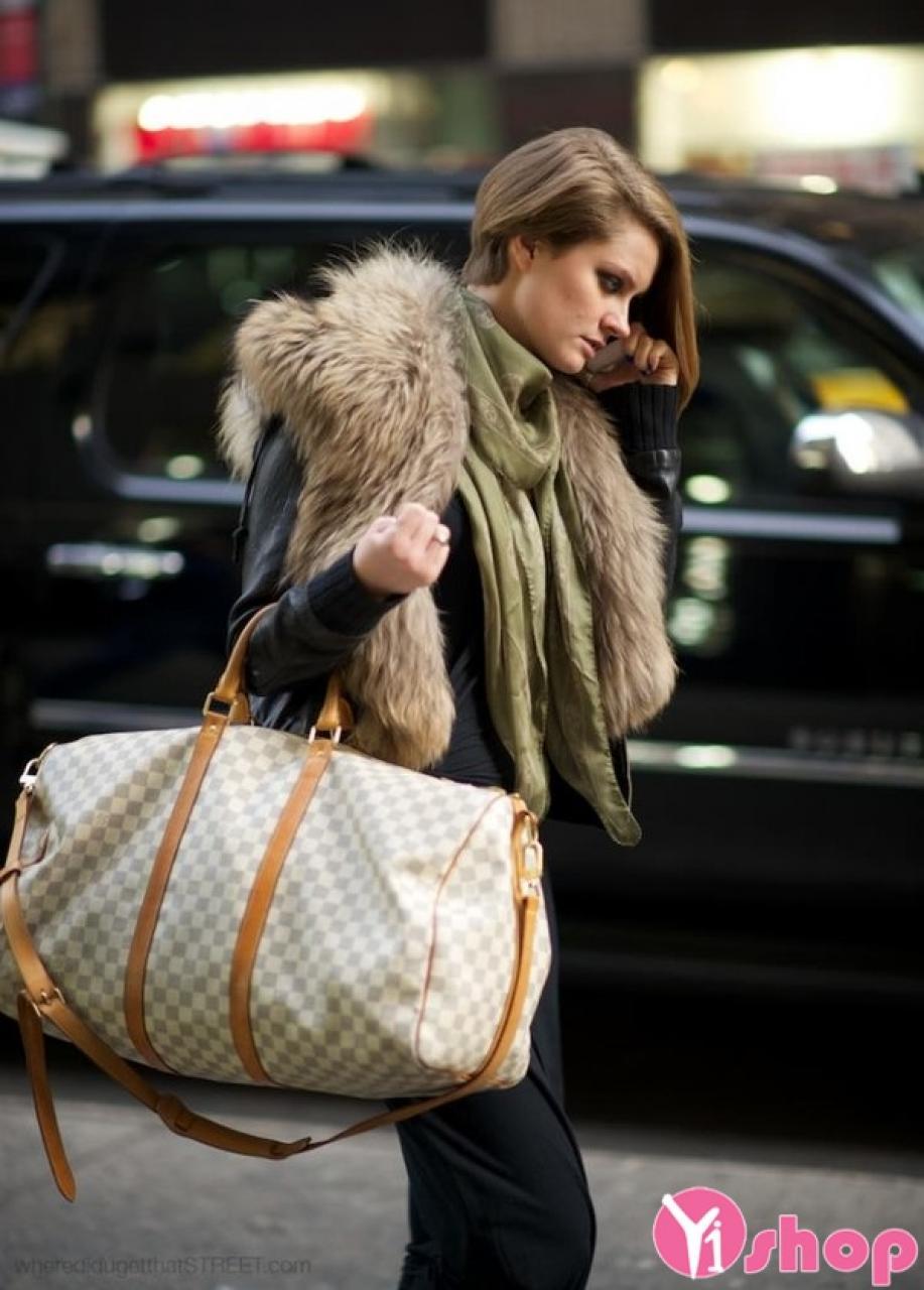 6 kiểu áo khoác lông nữ không tay đẹp cho nàng khoe dáng thon thu đông 2019
