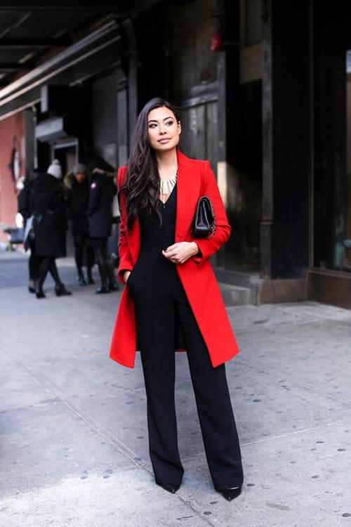 6 kiểu áo khoác nữ đẹp ấm áp bạn nên sắm trong mùa thu đông năm nay