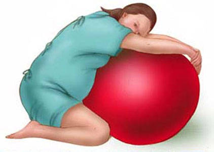 8 cách giảm đau tự nhiên cho bà bầu khi chuyển dạ