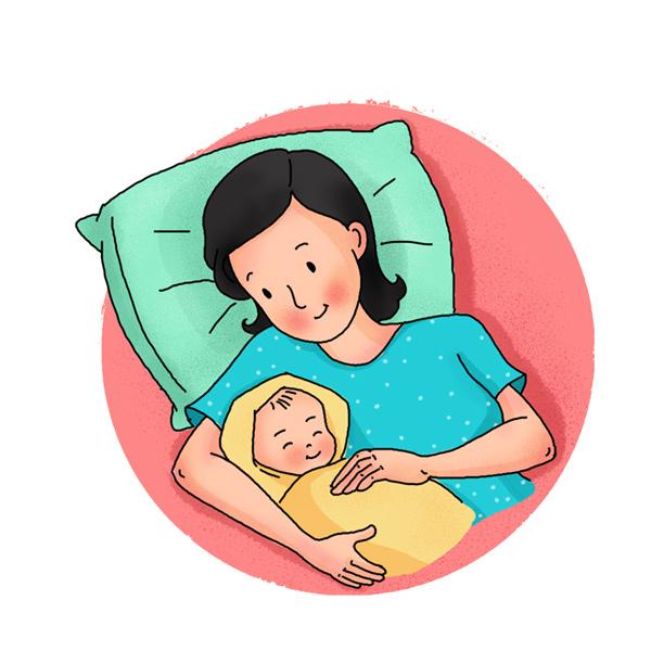 Hướng dẫn cách chăm sóc trẻ sơ sinh dưới 1 tháng tuổi