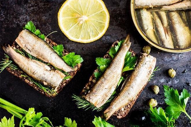 ăn cá giảm cân