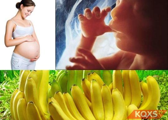 Ăn chuối khi mang thai: Những lợi ích và tác hại của chuối với bà bầu cần chú ý