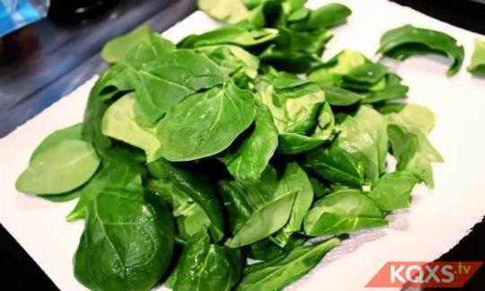 Ăn rau gì khi mang thai để bổ sung chất sắt hiệu quả tốt nhất?