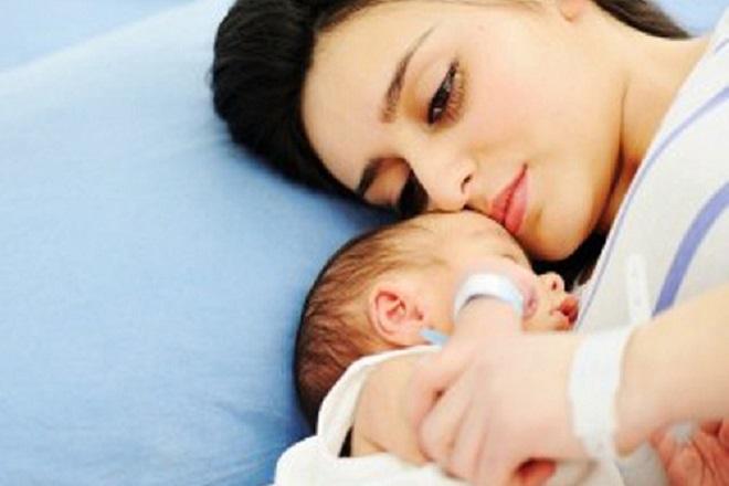 Ảnh hưởng đến tâm lý người mẹ
