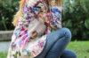Áo khoác blazer hoa nữ đẹp sành điệu ngày se lạnh thu đông 2021 – 2022