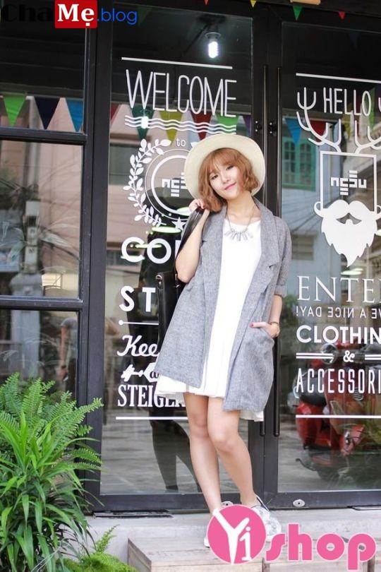 Áo khoác blazer nữ đẹp cho nàng sành điệu xu hướng đông 2021 - 2022
