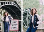 Áo khoác bomber nữ đẹp xu hướng thời trang mới nhất thu đông 2021 – 2022