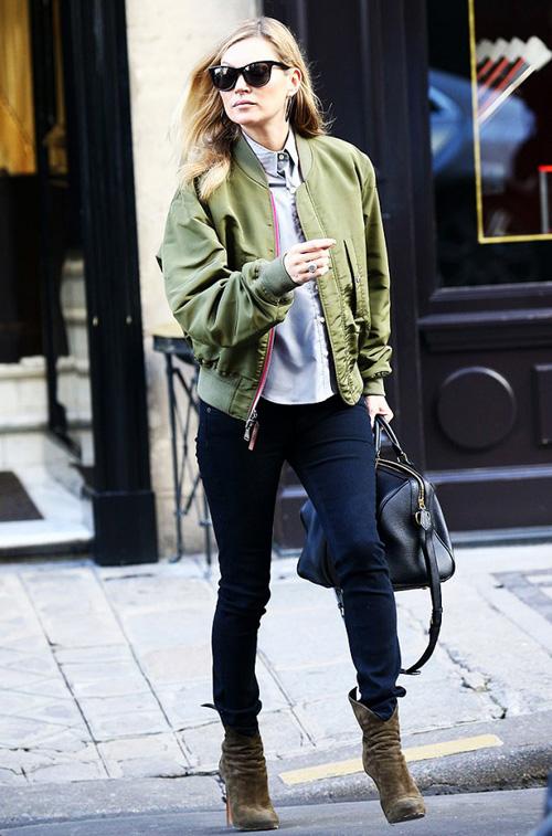 Áo khoác bomber nữ đẹp xu hướng thời trang mới nhất thu đông 2021 - 2022 phần 11