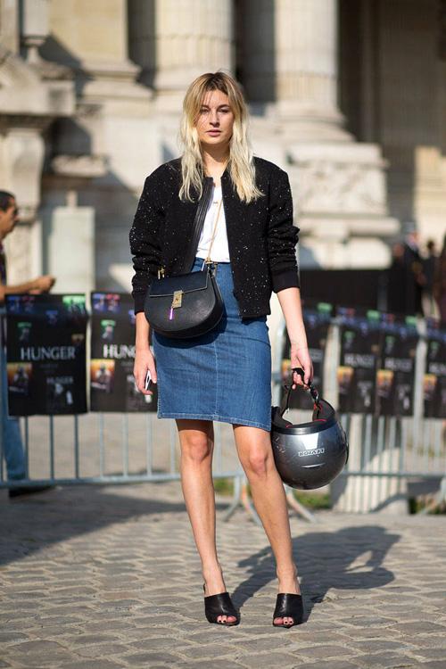 Áo khoác bomber nữ đẹp xu hướng thời trang mới nhất thu đông 2021 - 2022 phần 14