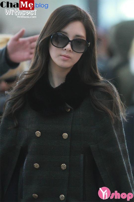 Áo khoác cape nữ đẹp cho nàng đẳng cấp quý phái đông 2021 - 2022