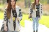 Áo khoác cardigan nữ họa tiết đẹp thu đông 2021 – 2022 sành điệu ấm áp