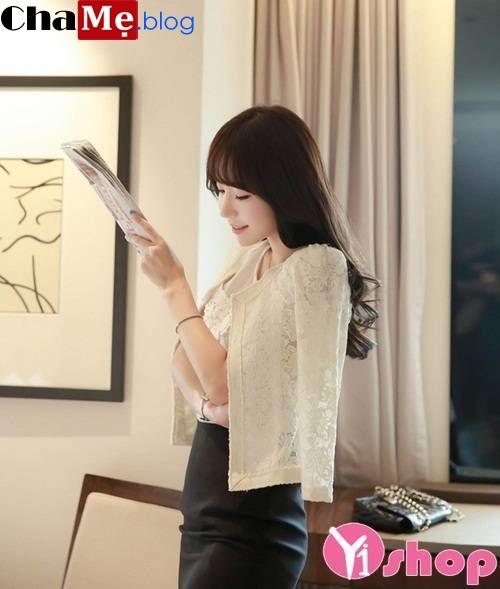 Áo khoác cardigan nữ mỏng đẹp đồng hành cùng bạn gái đông 2021 - 2022