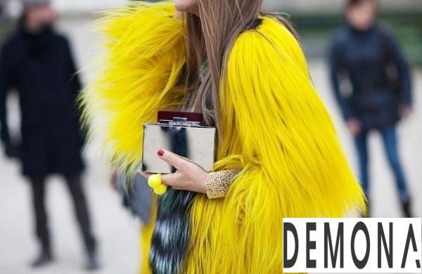 Áo khoác choàng lông vũ nữ đẹp thu đông 2019 – 2021 ấm áp dạo phố phần 8