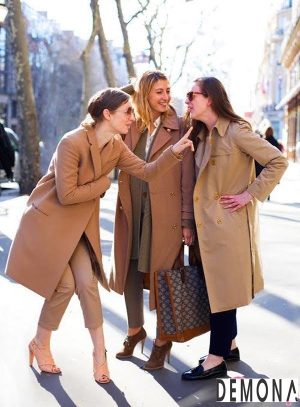 Áo khoác dạ lông nữ màu da đẹp cho cô nàng chân dài tinh tế thu đông 2021 – 2022phần 10