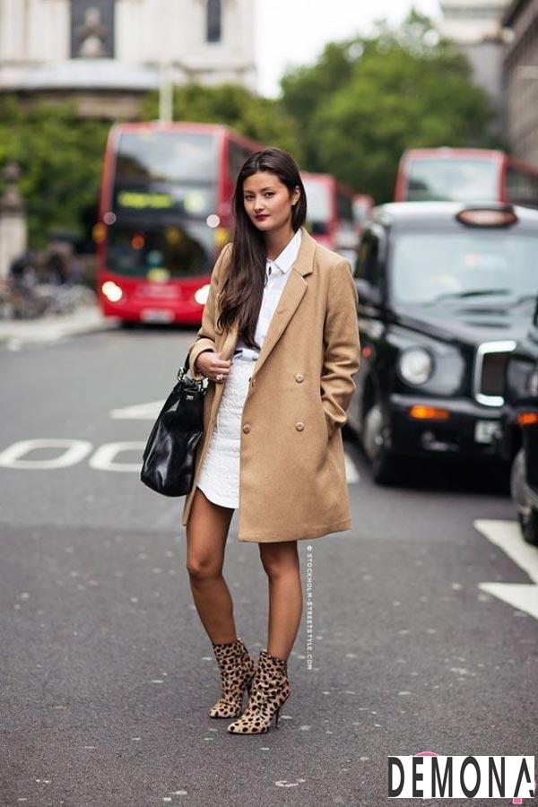 Áo khoác dạ lông nữ màu da đẹp cho cô nàng chân dài tinh tế thu đông 2021 – 2022phần 6