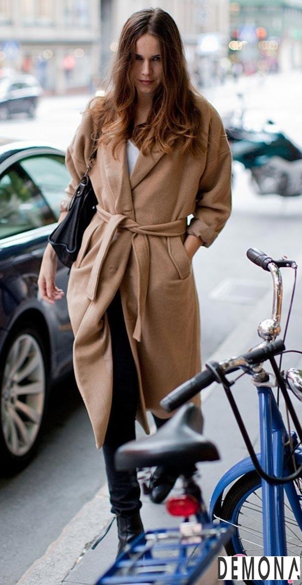 Áo khoác dạ lông nữ màu da đẹp cho cô nàng chân dài tinh tế thu đông 2021 – 2022phần 8