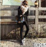 Áo khoác dạ nữ cách điệu đẹp ấm áp dạo phố thu đông 2021 – 2022