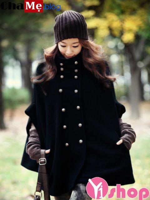 Áo khoác dạ nữ công sở đẹp cho nàng ấm áp không lạnh đông 2021 - 2022