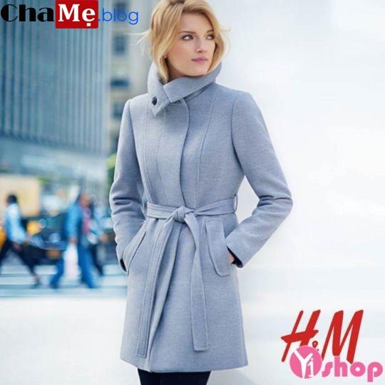 Áo khoác dạ nữ dáng dài đẹp đông 2021 - 2022 cho nàng mập tròn thon gọn