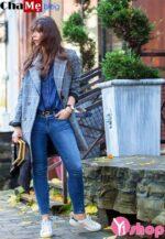 Áo khoác dạ nữ dáng dài đẹp đông 2021 – 2022 phong cách cổ điển