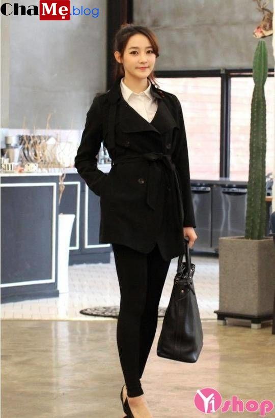 Áo khoác vest nữ công sở đẹp thời trang hàn quốc thu đông 2021 - 2022