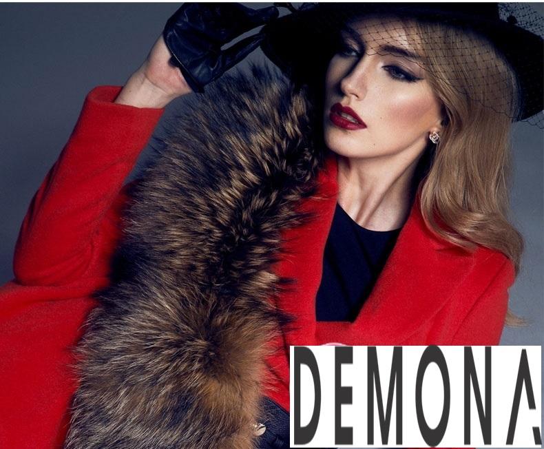 Áo khoác dạ nữ dáng xòe màu đỏ đẹp quyến rũ thu đông 2021 - 2022 phần 4