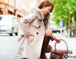 Áo khoác dạ nữ đẹp kiểu Hàn Quốc thu đông 2021 – 2022 ấm áp không lạnh