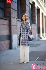 Áo khoác dạ nữ đẹp sang chảnh dạo phố đông 2021 – 2022 không lạnh